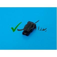 کانکتور mini ATX مادگی 2 پین قفل از بالا